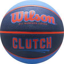 <b>МЯЧ БАСКЕТБОЛЬНЫЙ WILSON Clutch</b> Темно-синий, купить в ...