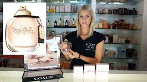 <b>Coach The Fragrance perfume</b> review - YouTube