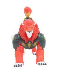 Игрушка <b>Gormiti Фигурка</b> героя 7 см с чудовищем 15 см (Пайрон и ...