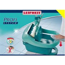 <b>Ведро</b> пластиковое с отжимом для мытья полов <b>Leifheit Wiper</b> ...