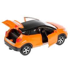 Коллекционная машинка <b>Renault</b> Kaptur 1:35 <b>Технопарк</b> SB-18-20 ...