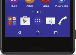 Sony Xperia <b>M4 White</b> Paper