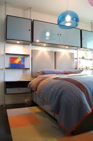 bedroom with hanging glass shelves combined ceiling lamps of f 1953x2929 diy bedroom decor bedroom large size bedroom large size marvellous cool
