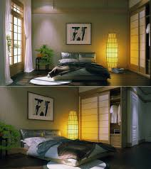 zen inspired interior design bedroom sweat modern bed home office room