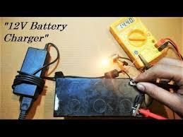 <b>Charge</b> 12V bike, car or ups <b>battery</b> with laptop <b>charger</b> - YouTube
