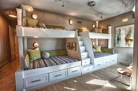 signature beach condo cara mcbroom joey lasalle beach style gender neutral kids room idea in other childrens bunk bed desk full