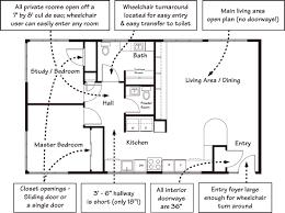 Handicap Accessible Bathroom Floor Plans BarrierFreeBathrooms    Handicap Accessible Bathroom Floor Plans BarrierFreeBathrooms   Discover useful information by  ing DisabledBathrooms org   Pinterest   Floor Plans