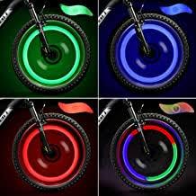 Bike Spoke Lights - Amazon.co.uk