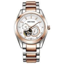 Наручные <b>часы RHYTHM</b> A1101S07 — купить по выгодной цене ...