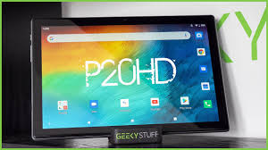 <b>Teclast P20HD</b> Review - The Best Budget Tablet 2020