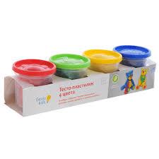 <b>Набор</b> для лепки <b>Genio Kids</b> TA1010V — купить в интернет ...