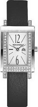 Купить Женские <b>часы Romanson</b> Regina <b>RL6159QLW</b>(<b>WH</b> ...