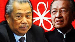 Image result for Mahathir and Pribumi Bersatu