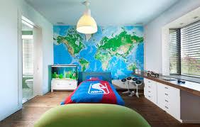 world map wallpaper kids rooms