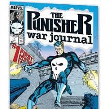 CARL POTTS JIM LEE: Series. PUNISHER WAR JOURNAL CLASSIC VOL. 1 #0 - standard_fantastic