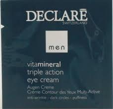 Declare | <b>Крем вокруг глаз тройного</b> действия [пробник] > Для ...