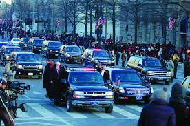 Image result for presidential motorcade
