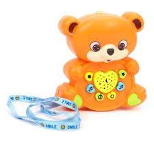 Характеристики модели <b>Ночник</b>-<b>проектор Наша игрушка</b> ...