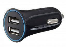 Купить <b>АЗУ MediaGadget CPS</b>-<b>224U</b> 2 <b>USB</b> 2.4A черный по ...
