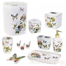 <b>Стакан</b> для зубных щеток <b>Avanti Butterfly</b> Garden 13882B ...