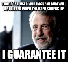 Whenever I see an impulsive /R/GoneWild post with lots of face or ... via Relatably.com