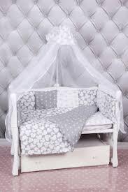 <b>Комплект в кроватку AmaroBaby</b> Premium SILVER 18 предметов ...