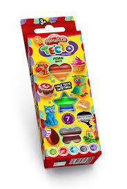 <b>Тесто для лепки Danko</b> Toys Master Do 7 цветов TMD-02-05 ...