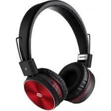 <b>Гарнитура Digma BT-12 Red-Black</b>