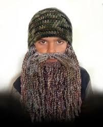 Duck <b>Dynasty</b> Hat and Beard EASY CROCHET PATTERN (с ...