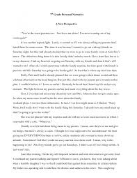 narrative college essay personal narrative examples resume example gallery of narrative essay example for college