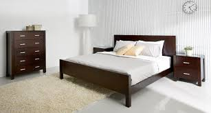 brown contemporary bedroom furniture