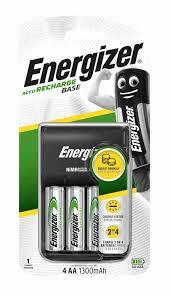 <b>Устройство зарядное Energizer</b> Base 4AA 1300mAh - купить с ...