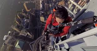 Jimmy Chin Climbs World Trade Center Spire in Eye-Popping 360 ...