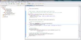 maven compilation error of simple java files google eclipse screenshot