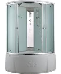 <b>Timo</b> Comfort T-8835 Clean Glass <b>душевая кабина</b> (<b>135*135*220</b>)