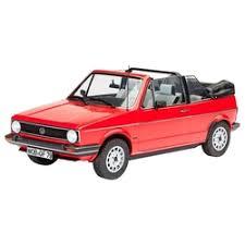«<b>Сборная модель Revell</b> 67071 VW Golf 1 Cabrio <b>автомобиль</b> ...