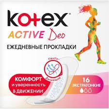 <b>Прокладки Kotex Young Нормал</b> 10 шт (1001081303) купить в ...