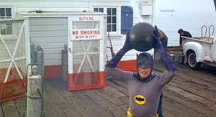 Image result for large photo batman you just can't get rid of the bomb