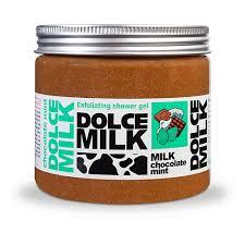 Очищение DOLCE MILK <b>Гель</b>-<b>скраб</b> для душа Молоко, Шоколад и ...
