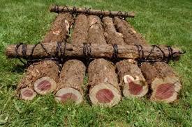 Image result for log raft gif