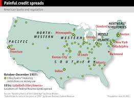 financial crises the economist map showing us cities that imposed restrictions on money use