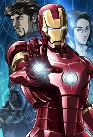 Phim Người sắt 28-Anime Iron Man