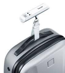 <b>Весы</b> багажные <b>Beurer</b> LS10 1057405 электронные, цвет белый ...