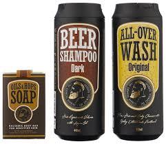 Купить <b>Набор The Chemical Barbers</b> Beer shampoo gift set ...