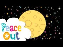 <b>Peace Out</b> Guided Relaxation for Kids | 5. Moon and Stars - YouTube