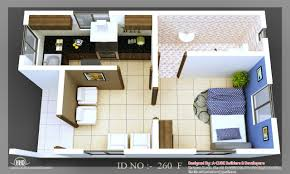 Small Home Plan House Design Small Concrete Block House Plans