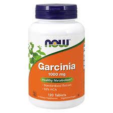 <b>Гарциния 1000</b> мг 120 таб. NOW