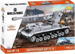 <b>Cobi</b> Танк Waffentrager auf Pz.IV (<b>Cobi</b>-3033) - купить в Киеве ...
