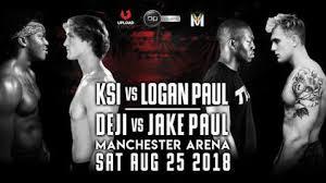 KSI против Логана <b>Пола</b> - KSI vs. Logan <b>Paul</b> - qwe.wiki