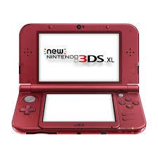 nintendo ds xl ds price bundles exclusives walmart nintendo 3ds xl new red